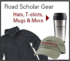 Road Scholar Gear: Hats, T-shirts, Mugs & More