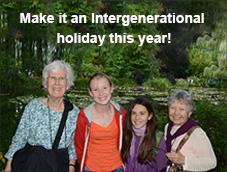 Make it an Intergenerational holiday this year!