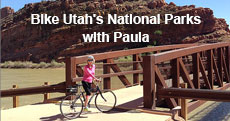 Bike Utah's National Parks with Paula