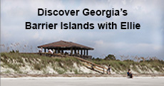 Discover Georgia's Barrier Islands with Ellie