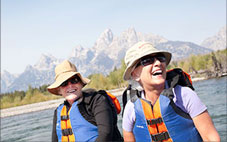 BEGINS IN: JACKSON, WYOMING Grand Teton to Banff: Iconic National Parks of Canada and the U.S.