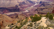 ARIZONA Grand Canyon National Park: Exploring the North and South Rims