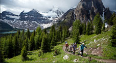 Alberta Canadian Rocky Mountain Hiking: Banff, Lake Louise and Yoho